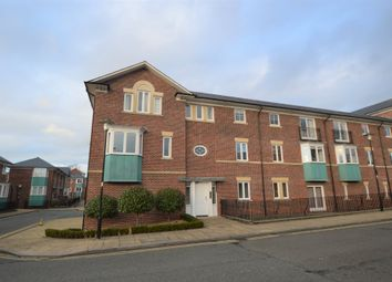 Thumbnail 2 bed flat for sale in Sens Close, Chester