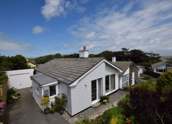 Thumbnail 3 bed bungalow for sale in Trelawney Close, Warbstow, Launceston