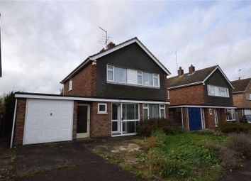 Thumbnail 3 bed detached house for sale in Ryeland Road, Duston, Northampton