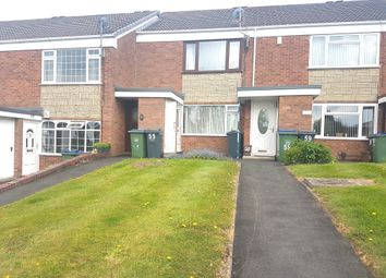 Thumbnail 2 bed flat to rent in Red Lion Close, Tividale, Oldbury
