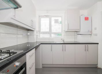 Thumbnail 3 bed flat to rent in Gibbs Green, London