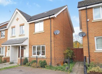 Thumbnail 2 bed semi-detached house for sale in St Margarets Gardens, Dallington, Northampton