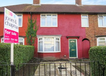 Thumbnail 3 bedroom terraced house for sale in Denford Road, Knotty Ash, Liverpool