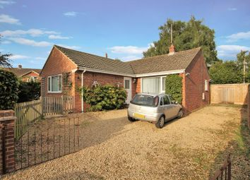 Thumbnail 4 bedroom detached bungalow for sale in Burfords, East Garston, Hungerford