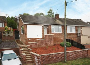 Thumbnail 2 bed semi-detached bungalow for sale in Chesterfield Avenue, Gedling, Nottingham