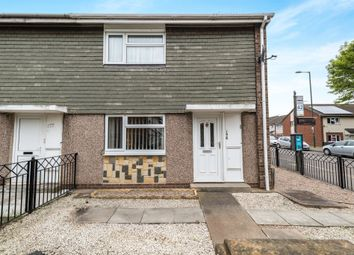 Thumbnail 2 bed end terrace house for sale in Abbotsford Drive, Nottingham