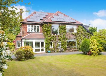Thumbnail 5 bed detached house for sale in Jacksons Edge Road, Disley, Stockport, Cheshire