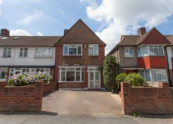 Thumbnail 3 bed terraced house for sale in Conway Gardens, Mitcham