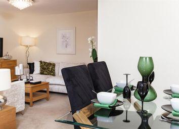Thumbnail 2 bed flat for sale in Ketley Park Road, Ketley, Telford