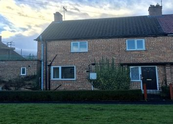 Thumbnail 3 bedroom terraced house to rent in Castlegarth, Thornton Dale, Pickering