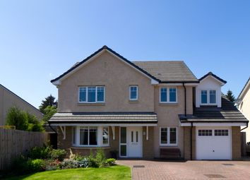 Thumbnail 5 bedroom detached house for sale in Glassingall Road, Dunblane