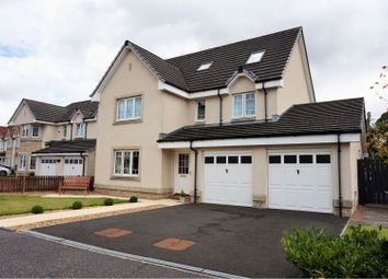 Thumbnail 6 bed detached house for sale in Stephens Croft, New Carron