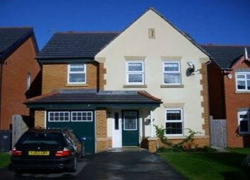 Thumbnail 4 bed detached house to rent in Dean Road, Cadishead, Manchester