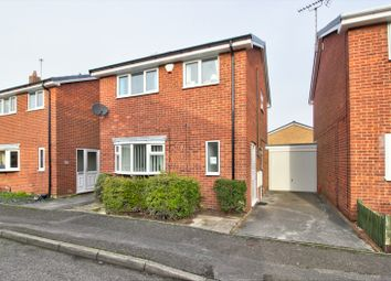 Thumbnail 3 bed detached house for sale in Santon Road, Forest Town, Mansfield