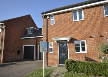 Thumbnail 3 bed semi-detached house to rent in Alma Road, Cheltenham