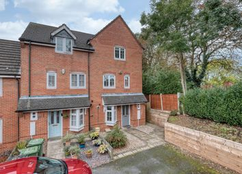 Thumbnail 4 bed end terrace house for sale in Evesham Road, Crabbs Cross, Redditch
