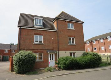 Thumbnail 5 bed semi-detached house for sale in Basil Drive, Downham Market