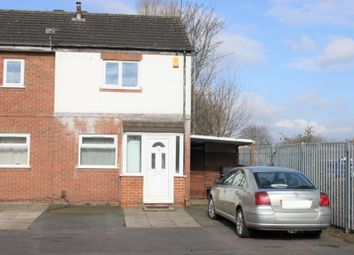 Thumbnail 2 bed town house for sale in Centre Court, Barlow Street, Derby, Derby