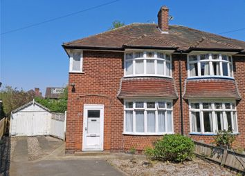 Thumbnail 3 bed semi-detached house for sale in Forest Road, Loughborough, Leicestershire