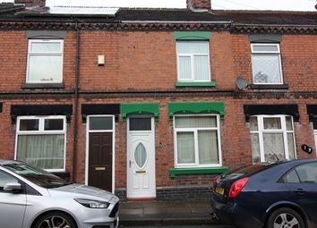 Thumbnail 2 bedroom terraced house for sale in Pinnox Street, Tunstall, Stoke-On-Trent