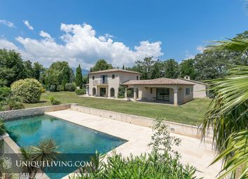Thumbnail 4 bed villa for sale in Chateauneuf De Grasse, Grasse, French Riviera