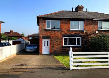Thumbnail 3 bed semi-detached house for sale in Lynton Road, Tyldesley, Manchester