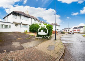 Thumbnail 4 bed semi-detached house for sale in Lindsay Drive, Kenton, Harrow
