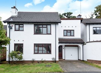 Thumbnail 4 bed detached house for sale in Cullera Close, Northwood
