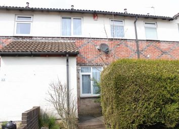Thumbnail 1 bed terraced house for sale in Warwick Orchard Close, Honicknowle, Plymouth