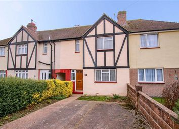 Thumbnail 3 bed terraced house for sale in Lewis Road, St Leonards-On-Sea, East Sussex
