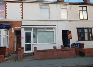 Thumbnail 3 bed terraced house for sale in Owen Road, Wolverhampton