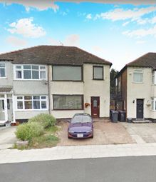 Thumbnail 3 bed semi-detached house for sale in Milton Avenue, Liverpool, Merseyside