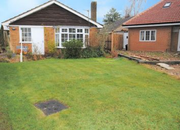 Thumbnail 3 bed detached bungalow to rent in Southfield Close, Rufforth, York, North Yorkshire