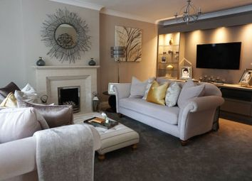 Thumbnail 4 bed semi-detached house for sale in Rosemount Gardens, Maidstone
