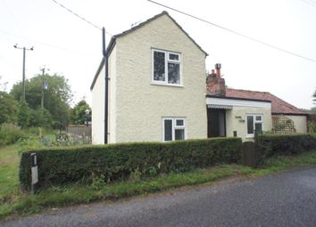 Thumbnail 2 bedroom semi-detached house to rent in Halesworth Road, Redisham, Beccles