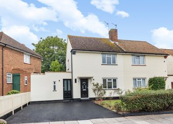 Thumbnail 2 bed semi-detached house for sale in Pembury Crescent, Sidcup