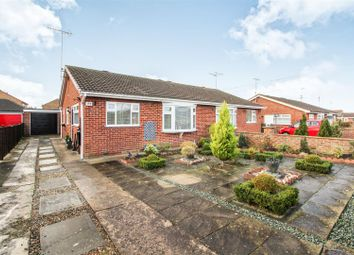 Thumbnail 2 bed semi-detached bungalow for sale in Woldholme Avenue, Driffield