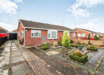 Thumbnail 2 bed semi-detached bungalow for sale in Woldholme Avenue, Driffield