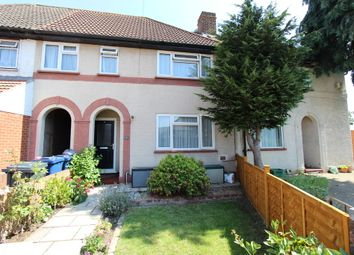 Thumbnail 3 bed terraced house to rent in Brindley Way, Southall