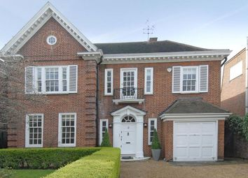 Thumbnail 5 bedroom detached house to rent in Loudoun Road, London