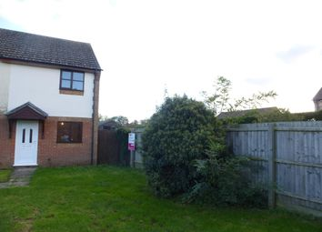 Thumbnail 2 bed property to rent in Edwards Way, Manea, March