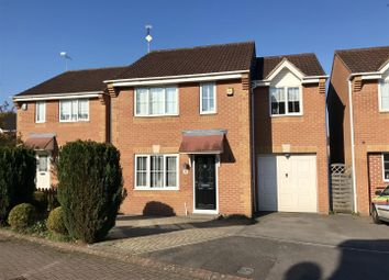 Thumbnail 4 bed detached house for sale in Daniel Close, Rushey Platt, Swindon