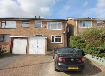 Thumbnail 3 bedroom semi-detached house for sale in Queen Street, Barwell, Leicester