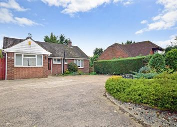 Thumbnail 2 bed bungalow for sale in Rochester Road, Aylesford, Kent