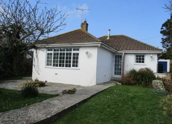 Thumbnail 3 bed bungalow for sale in Rice Lane, Gorran Haven, St. Austell