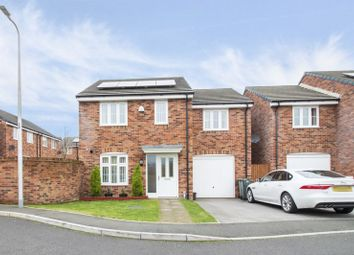 Thumbnail 3 bed detached house for sale in Brython Drive, St. Mellons, Cardiff