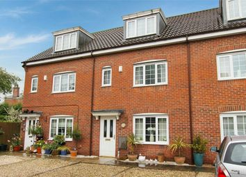 Thumbnail 4 bed terraced house for sale in Oakfield Lane, Hemingbrough, Selby, North Yorkshire