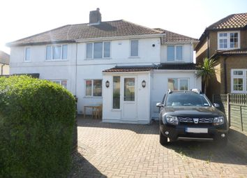 Thumbnail 4 bedroom semi-detached house for sale in Shaxton Crescent, New Addington