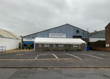 Thumbnail Industrial to let in James Little Street, Kilmarnock