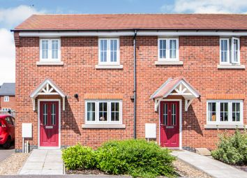 3 bed town house for sale in Barr Close, Enderby, Leicester LE19